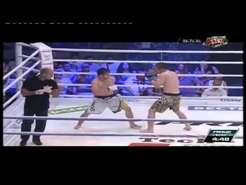 Магомед Дибиров vs. Чармигула Серажудинов