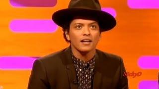 Video Bruno Mars on The Graham Norton Show (7th Dec 2012) MP3, 3GP, MP4, WEBM, AVI, FLV Agustus 2018