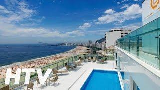 Reserva tu habitación en http://www.hotelesentv.com/hotel/br/arena-copacabana.html Arena Copacabana Hotel es un bello Hotel...