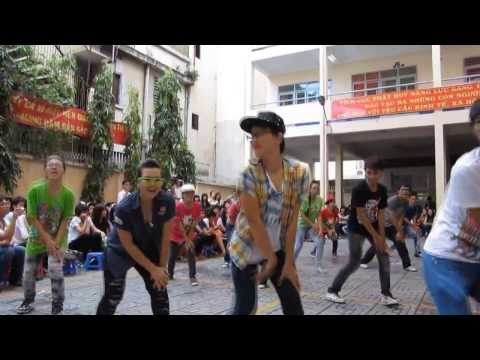 Flash Mob - TTGDTX Q3