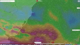 A meteorologista Josélia Pegorim comenta sobre o efeito da intensificação da Alta Subtropical do Atlântico Sul (ASAS) nas temperaturas no Brasil na segunda q...