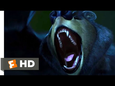 Over the Hedge (2006) - Stealing From a Bear Scene (1/10) | Movieclips