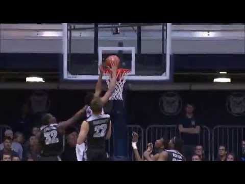 Butler Men's Basketball Highlights vs. Providence
