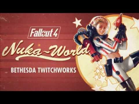Fallout 4 : Nuka-World en vidéo de gameplay