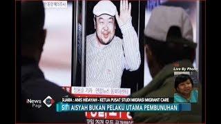 Video Siti Aisyah Bukan Pelaku Utama Pembunuhan Kim Jong Nam - iNews Pagi 16/08 MP3, 3GP, MP4, WEBM, AVI, FLV Agustus 2018