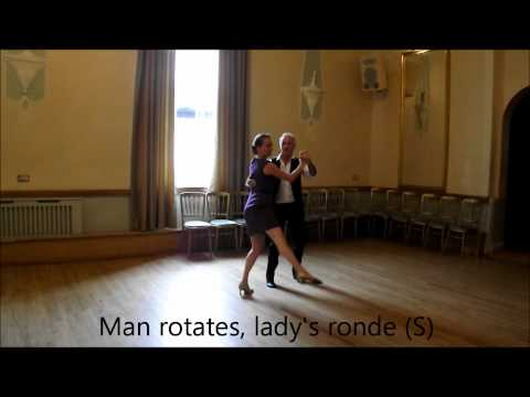 Argentine Stroll Sequence Dance Walkthrough