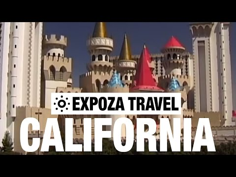 California - Travel video about destination California. San Diego, Las Vegas, Death Valley, Yosemite National Park, Los Angeles and San Francisco -- dramatic nature mixed...