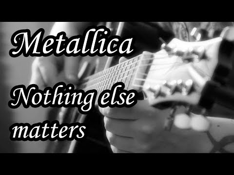 Metallica - Nothing else matters cover (Acoustic songs by Sergio)