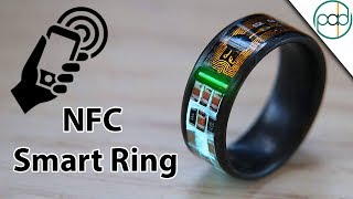 Video Making an NFC Enabled Smart Ring with Tritium and Forged Carbon Fiber MP3, 3GP, MP4, WEBM, AVI, FLV Oktober 2018
