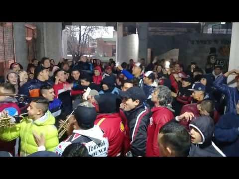 PREVIA | El que no alienta a CHACA para qué carajo vino 🎶 - La Famosa Banda de San Martin - Chacarita Juniors