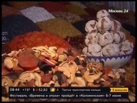 Анна Чайкина - эксперт телеканала Москва 24 (видео)