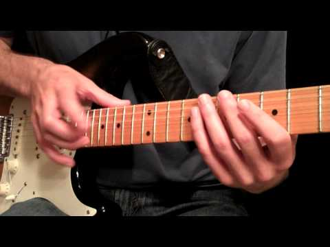 Easy Eddie Van Halen Style Tap Harmonics Guitar Lesson – Guitar Tricks – Rock – Metal