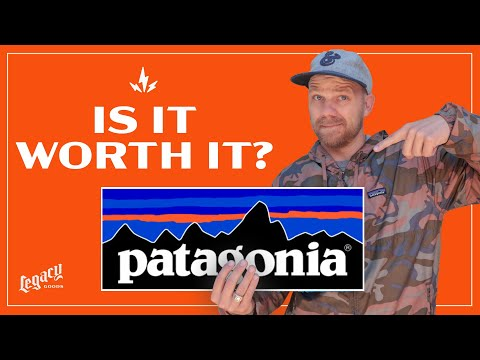 Is Patagonia Worth It? | Why Is Patagonia So Expensive? | Sustainable Living