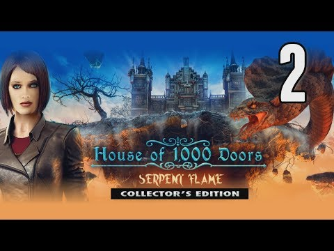 House of 1000 Doors 3: Serpent Flame CE [02] w/YourGibs - FIRST PORTAL KEY LEADS TO SOUTH AMERICA
