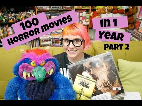 100 Horror Movies In 1 Year- Part 2
