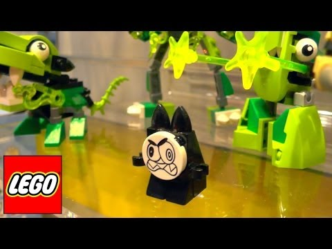 Lego Mixels full sets review - Flain, Vulk, Zorch, Krader, Seismo, Shuff, Telso, Zaptor, Volectro