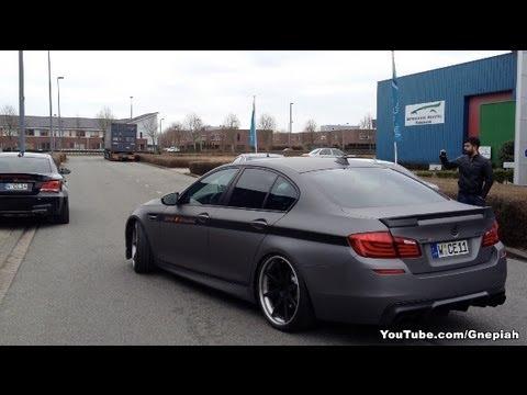 World fastest BMW M5