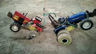 Tractor Model Tochan(Sonalika vs Eicher)