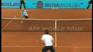 Madrid 2010: SF Roger v Ferrer (Highlights Part 2)