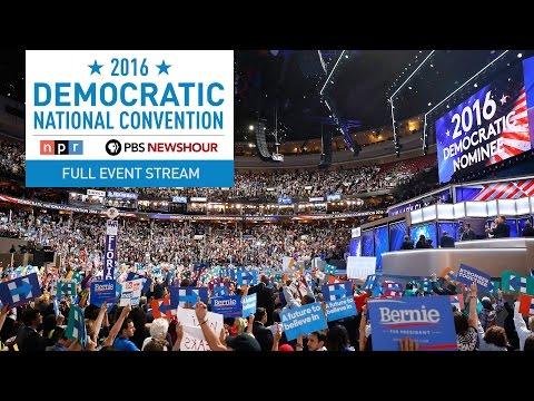 Watch the Full 2016 Democratic National Convention - Day 4_Legjobb vide�k: H�rek
