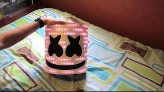 download lagu download musik download mp3 Marshmello V2 Helmet with LEDs - TUTORIAL