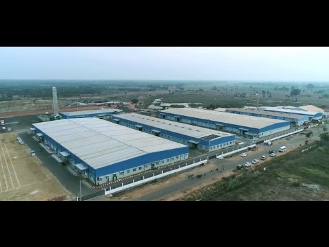 Foxconn Manufacturing Plant In Sri City