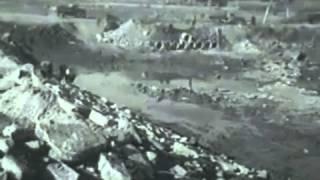 Фильм о Строительстве Шершневского водохранилища