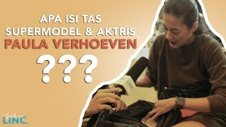 Video Apa Isi Tas Paula Verhoeven? - Fashion Linc with Tities Sapoetra MP3, 3GP, MP4, WEBM, AVI, FLV November 2018