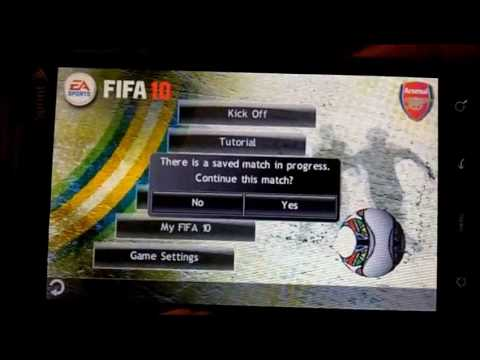 FIFA 10 Android