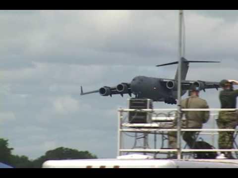 C-17 Globemaster III . 429 Squadron...
