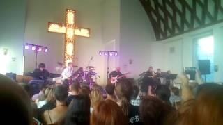 "Video Rockové oratorium ""Jan Křtitel""; čtvrtá věta ""Machaerunt"""