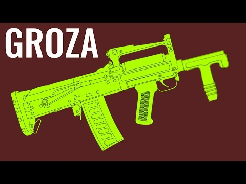 GROZA - Comparison in 10 Different Games