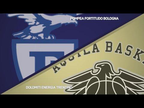 Fortitudo, gli highlights del match contro Trento