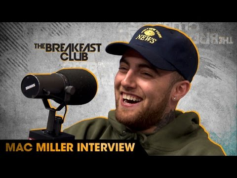 Mac Miller Interview With The Breakfast Club