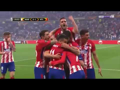 Marseille Vs Atletico Madrid (0-3)||All Goals And Highlights ||Final Europa League