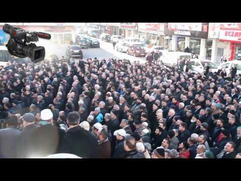 Halil Bayram Dualarla Son Yolculuğuna Uğurlandı