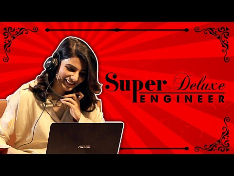 SUPER DELUXE ENGINEER | Vijay Sethupathi | Samantha | Fully