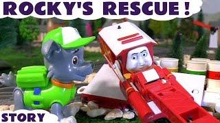 Rocky\\\\\\\'s Rescue