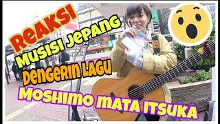 Video Reaksi Orang JEPANG (+Lirik) Ariel - Moshimo Mata Itsuka Part 2 MP3, 3GP, MP4, WEBM, AVI, FLV Juni 2019
