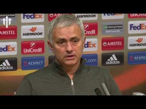 Jose Mourinho: Abramovich Never My Friend! | Chelsea vs Manchester United | FULL PRESS CONFERENCE (видео)