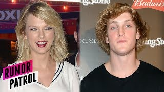 Video Taylor Swift DEFENDS Logan Paul?! (Rumor Patrol) MP3, 3GP, MP4, WEBM, AVI, FLV Januari 2018