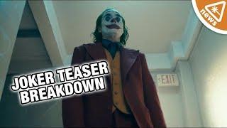 Video First Look at Joker Origin Movie Reveals More than You Think! (Nerdist News w/ Jessica Chobot) MP3, 3GP, MP4, WEBM, AVI, FLV Mei 2019