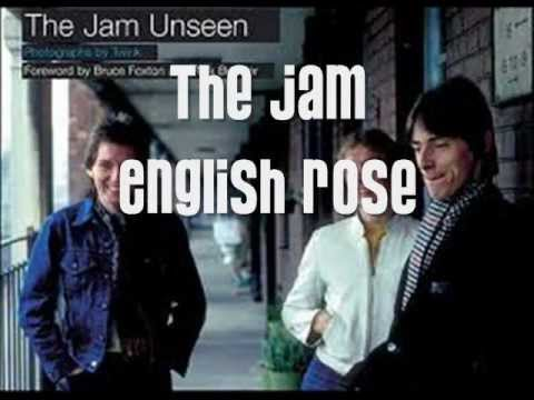 Tekst piosenki The Jam - English Rose po polsku