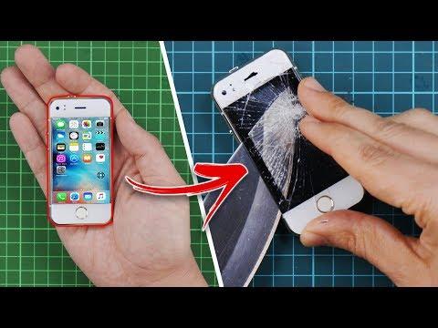 KARINCALAR İÇİN iPhone! Dünyanın En Küçük iPhone'u İncelemesi-TAA