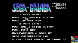 Sega-Galaga (Sega SG-1000 Emulated) by ILLSeaBass