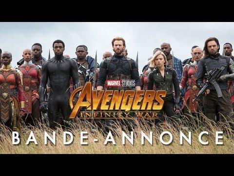 Avengers : Infinity War - BA officielle (VOST)
