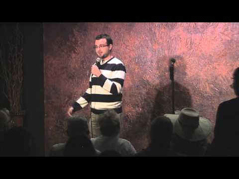 Funny Bone Rough Cuts - Nate Weatherup 10/25/12