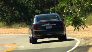 Road Test: 2013 Cadillac XTS