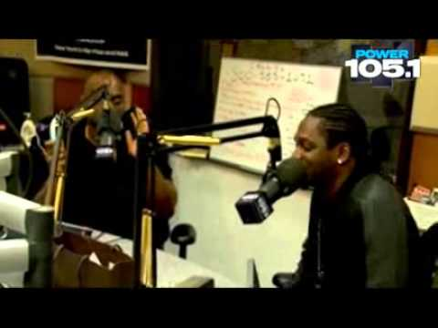 | The Breakfast Club Interviews Pusha T |