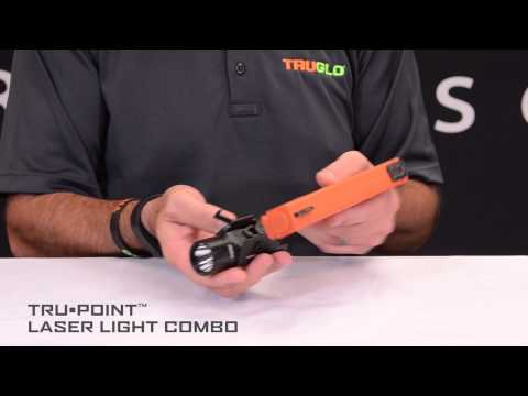 TRUGLO Tru•Point Laser /Light Combo -- Installation